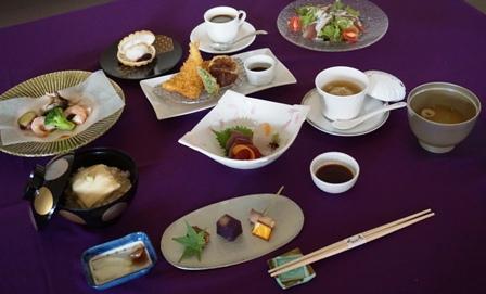 お昼のミニ会席 —萩—