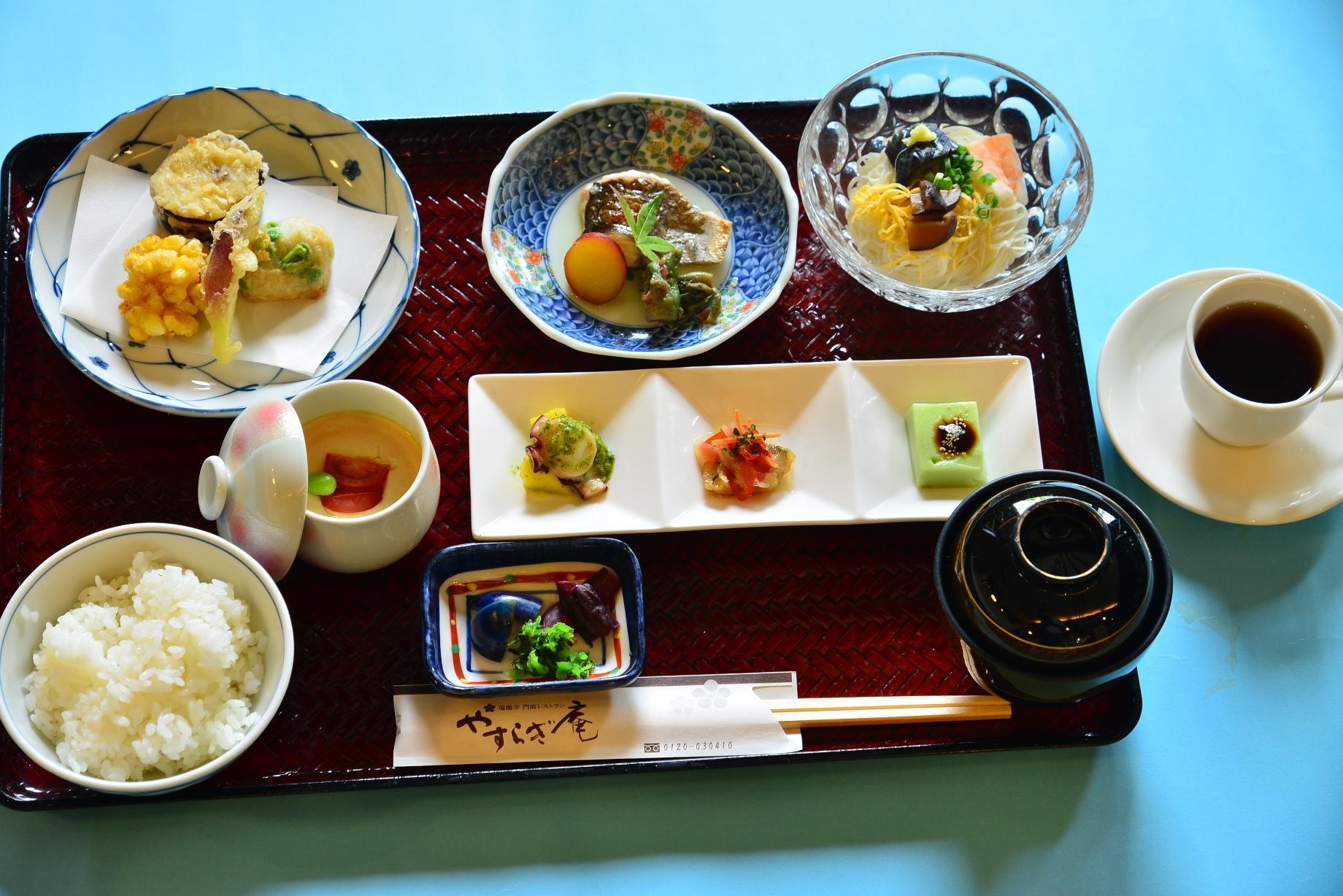7月 越の国御膳 魚 季節のお造り付